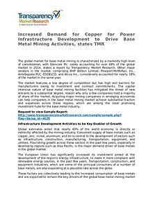 Base Metal Mining Market - Opportunity Assessment 2015 - 2023