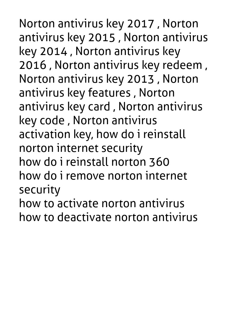 norton antivirus 2011 product key crack
