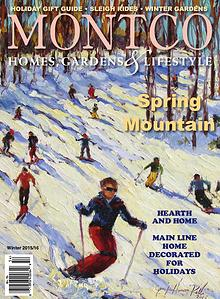 Montco Homes, Gardens and Lifestyle magazine