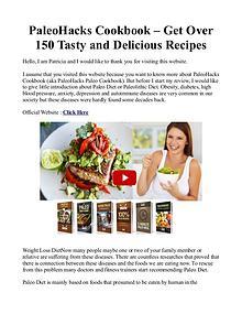 PaleoHacks Cookbook PDF / Recipes