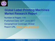 Label Printing Machines Market Research Report 2017