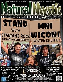 Natural Mystic Magazine Limited Special Issue