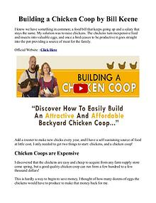 Building a Chicken Coop PDF / Review