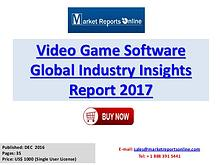 video game and software industry Video game software industry seeks a final disabilities access waiver extension by joshua guyan and avonne bell on november 16.