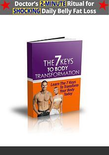 Lean Belly Breakthrough PDF Free Online Download