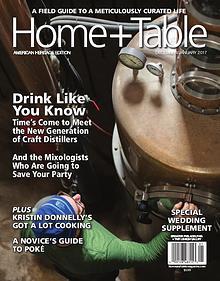 Home + Table Magazine