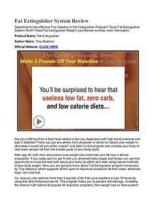 Fat Extinguisher PDF / eBook