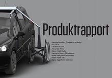 Wheelchair lift - Product rapport