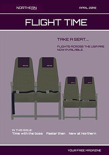 Flight Time Magazine