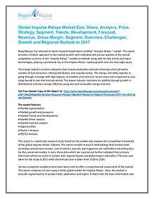 Impulse Relays  Market  Analysis- Regional Outlook 2017