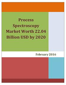 Process Spectroscopy Market worth 22.04 Billion USD by 2020