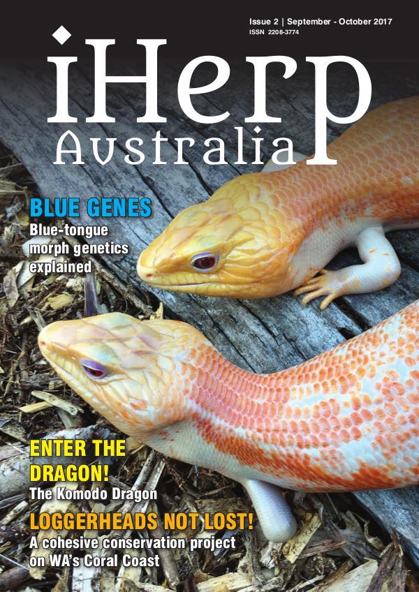 iHerp Australia Issue 2