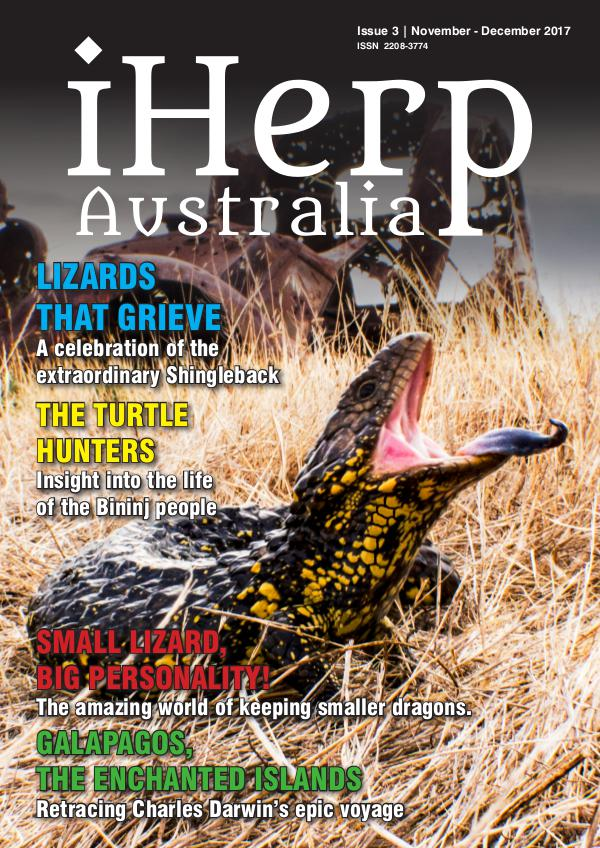iHerp Australia Issue 3