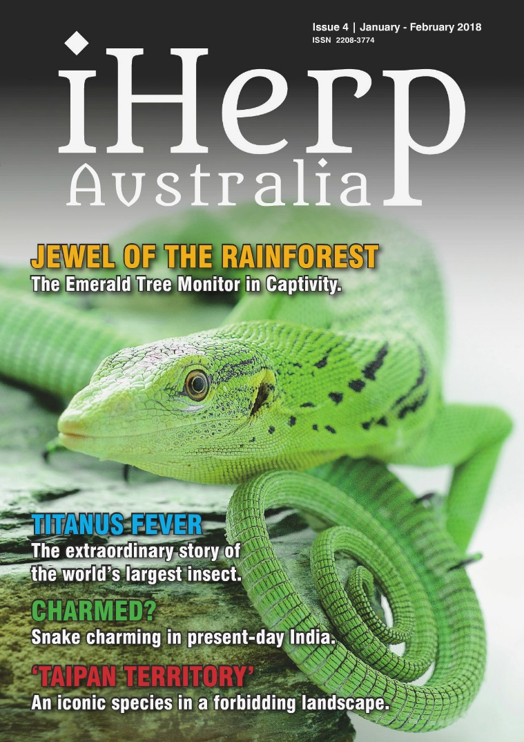 iHerp Australia Issue 4
