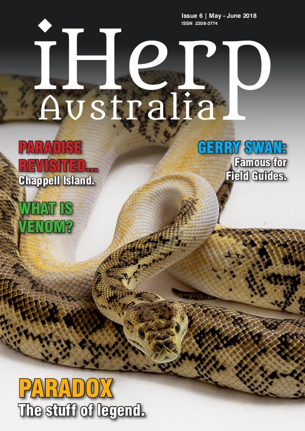 iHerp Australia Issue 6