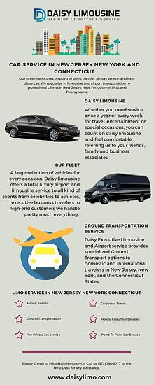 Car Service in New Jersey