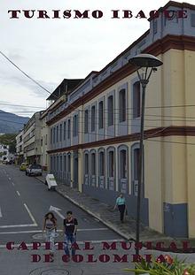 Sitios turísticos Ibagué