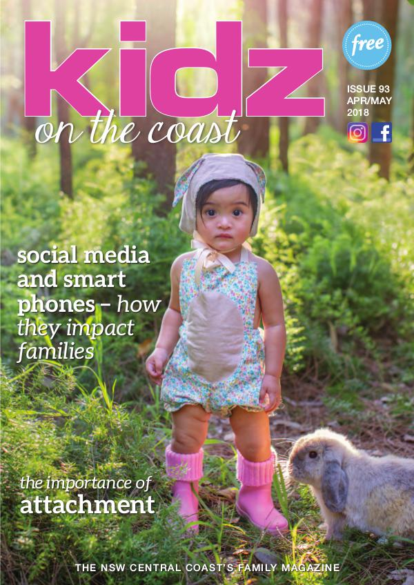 Issue 93 | April / May 2018