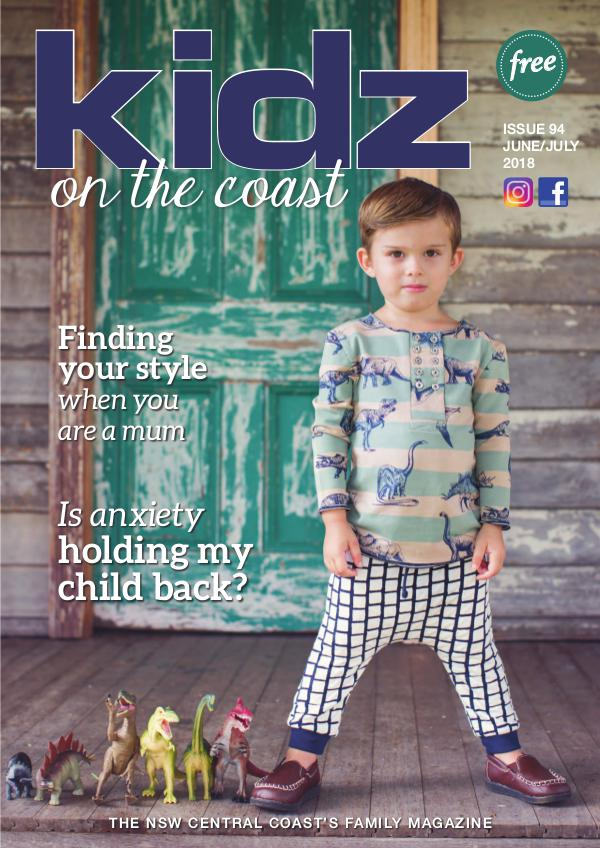 Issue 94  I  June/July 2018