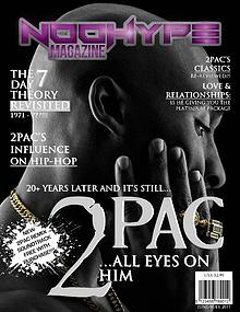 Issue No. 4 2pac All Eyez on Me with free Soundtrack Mixtape 2