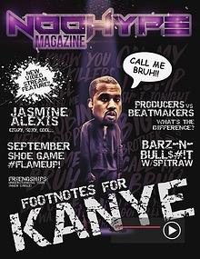 NooHYPE Entertainment Magazine