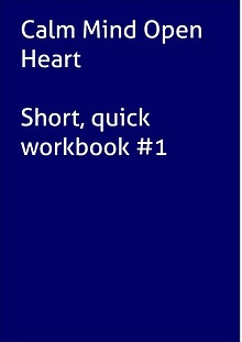 Short, quick workbook
