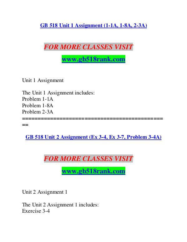 gb518 unit 1 exam Home essays ac202 unit 1 exam park univ ac202 unit 1 exam park univ unit 1 exam (chapters 13-17) gb518 unit 1 exam essay.