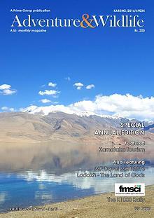 Adventure & Wildlife Magazine - Vol 1|Issue 5-6| Nov 16 - Jan 17