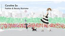 Caroline So - Fashion & Beauty Illustrator, Southern California