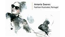Antonio Soares - Fashion Illustrator, Portugal