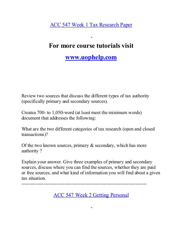 Acc 547 Help A Guide To Careeruophelp Acc 547 Help A Guide To