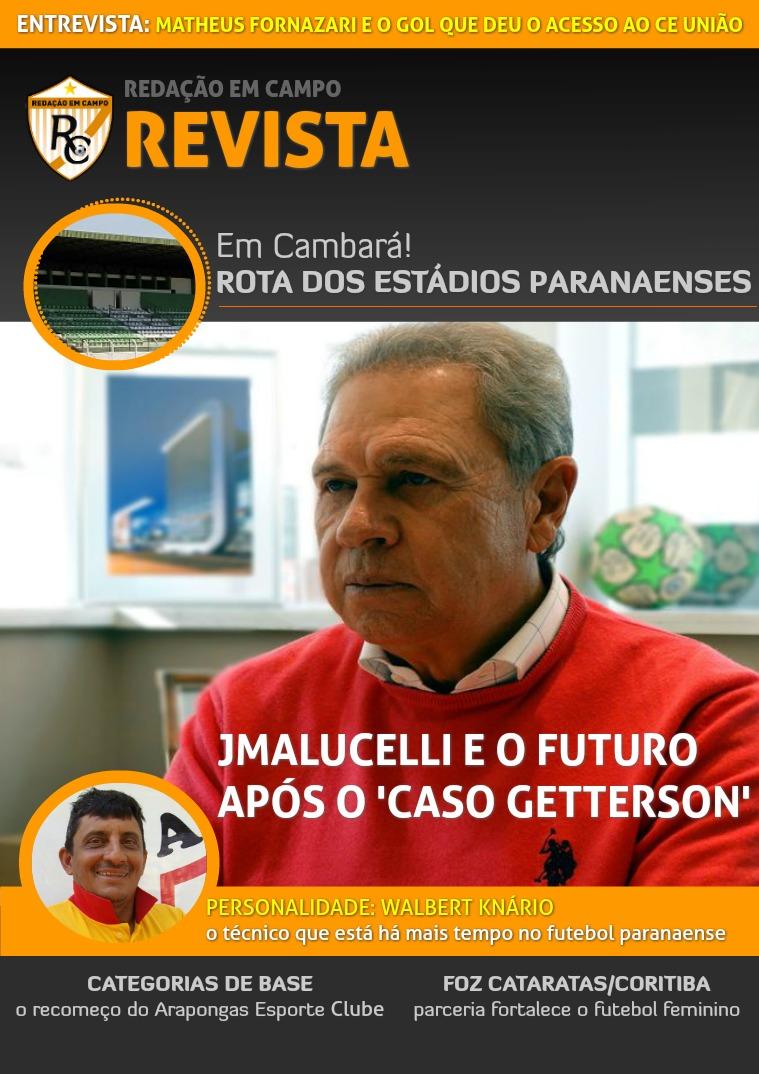 Revista Redação em Campo Agosto 2017