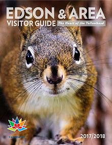 2017/18 Edson and Area Visitors Guide