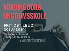 Vordingborg Ungdomsskole 16-17