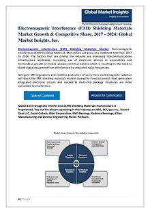 North America and Europe EMI shielding materials market to hit global
