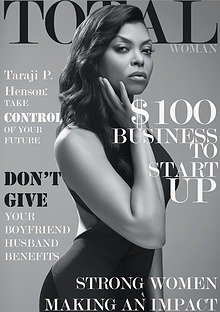TOTAL WOMAN MAGAZINE AUGUST EDITION