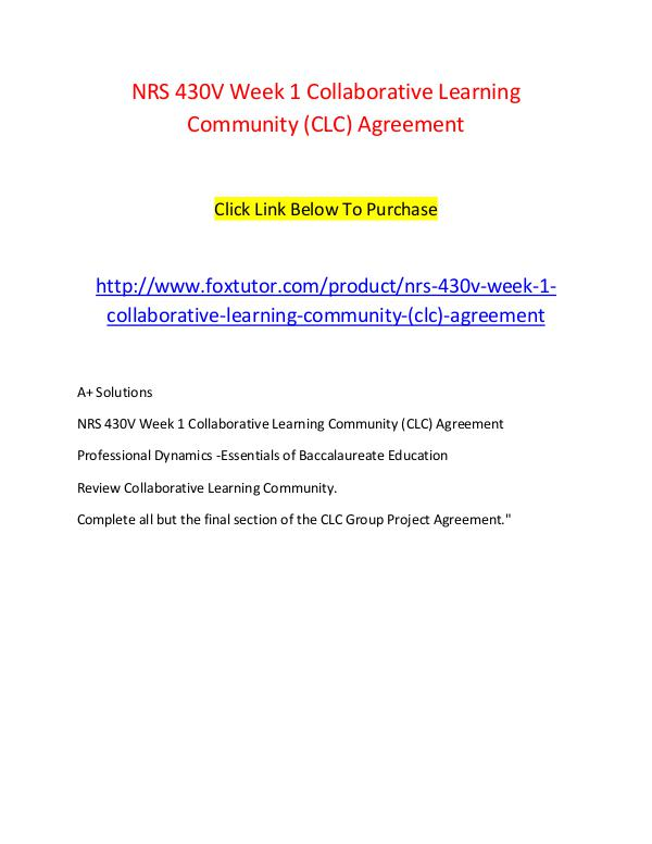clc project agreement Learn about working at clc associates clc associates is a planning, entitlements, architecture, engineering, landscape architecture and land surveying firm that delivers innovative team solutions to.