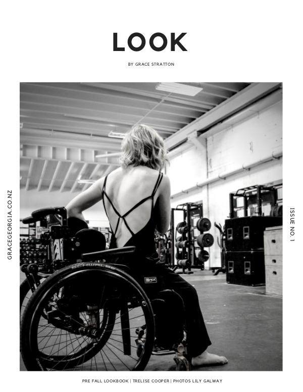 LOOK: a digital lookbook | Trelise Cooper Pre Fall | Grace Georgia LOOK: a digital lookbook