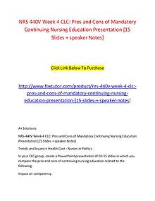pros and cons of continuing nursing education Filename: pros-cons-of-mandatory-continuing-nursing-education-24pptx filesize: pros & cons of mandatory continuing nursing education trends & issues in health care.