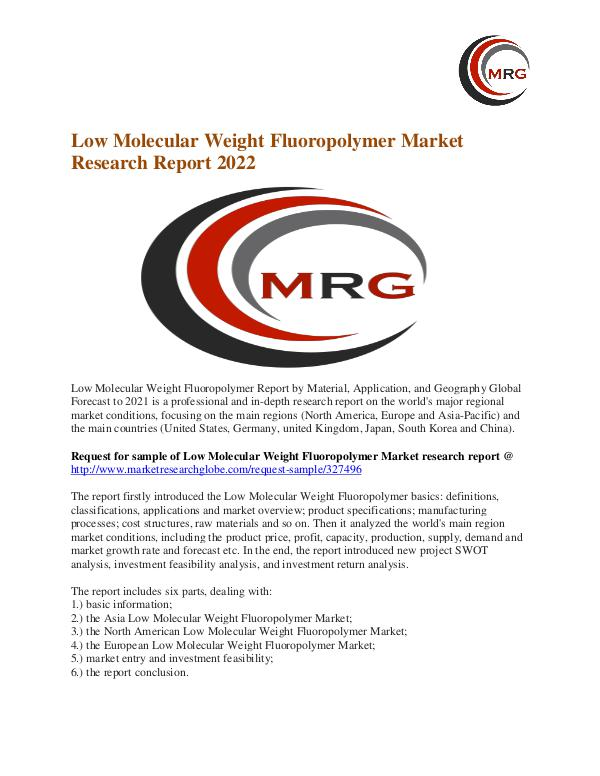fluoropolymer market by type application The report fluoropolymer coatings market research fluoropolymer coatings market by manufacturers, regions, type and application, forecast to 2023.