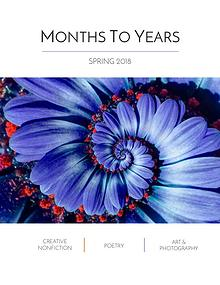 Months To Years Spring 2018