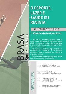 Brasa Sports - Revista