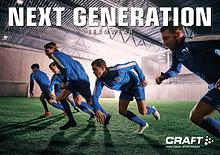 Craft Teamwear brochure