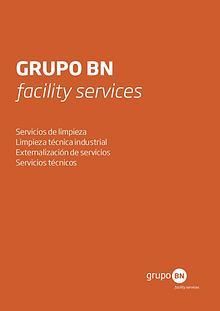 Presentación Grupo BN facility services