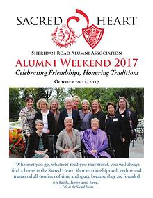 2017 Alumni Weekend: Celebrating Friendships, Honoring Traditions