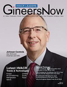 Johnson Controls (JCI) HVACR Trends - GineersNow Engineering Magazine
