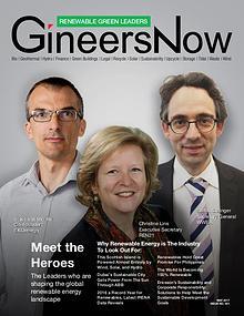 Renewable Energy & Sustainability Heroes by GineersNow Engineering