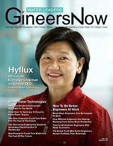 Hyflux Water and Wastewater Desalination - GineersNow Engineering