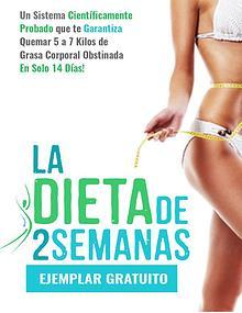 La Dieta De 2 Semanas PDF Libro Descargar