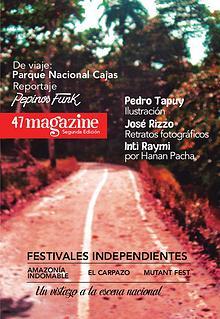47 magazine - edicion 2
